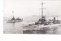 photo batiment militaire marine francaise contre torpilleur Pg poignard et sh sabretache