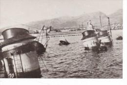 photo originale batiment militaire marine francaise lot 8 photos kersaint et vauquelin epave