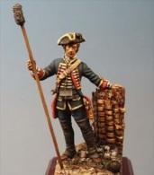 "- F.M.BENEITO - Figurines "" Artillerie Royale 1746 "" - 54 Mm- Réf MV.43 - Figurines"