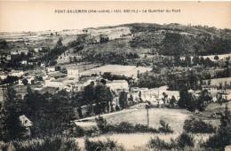 43. Pont Salomon. Le Quartier Du Pont - France