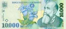 Romania 10000 Lei 1999 Pick 108 UNC - Rumania