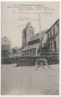 BIENVILLIERS - Aspect De L' Eglise Après Le Bombardement    (73339) - Andere Gemeenten