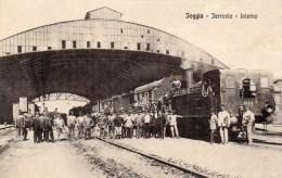 PUGLIA  FOGGIA  STAZIONE  NUOVA - Foggia