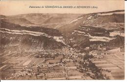 Ref:7367  PANORAMA SERRIERES DE BRIORD ET BENONCES - Unclassified