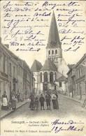 SOMERGEM - De Dreef ( Kerk ) La Drève ( Eglise ) - Zomergem