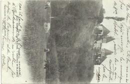 CABARA Près LIBOURNE - 33 - Chateau De Blaignac - CPA DOS SIMPLE De 1902 - ENCH - - Libourne