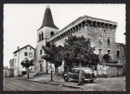 CPSM Gf .Dépt .43.  GRAZAC. L'ECLISE. ( Grande Voiture) - France