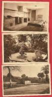 CPA N°11762 / LOT DE 3 CARTES ARBOIS - MAISON PATERNELLE DE PASTEUR + ARBOIS-MONTIGNY VIGNE HISTORIQUE DE PASTEUR - Arbois