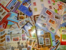 Belle collection de 79 blocs-feuillets neufs ** MNH entre 2001 et 2010. Tous en Euros. TB. A saisir!