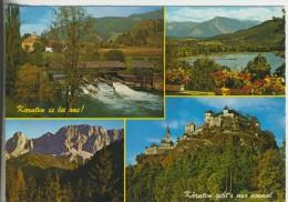 Gurkfluß Und Schloß Pöckstein V. 1978   (40719) - Gurk