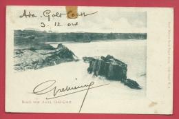 Ghana / Gold-Coast - Beach Near Accra - 1904 ( Voir Verso ) - Ghana - Gold Coast
