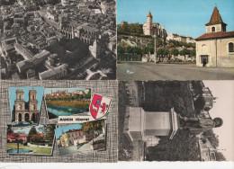 LD32 / Lot De 220 Cpa,cpsm,cpm Du Gers  (voir Descriptif) - Postcards