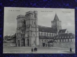 CAEN - Eglise De La Trinité - Caen