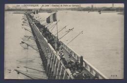 Dunkerque La Jetée Concours De Pêche Au Carreau - Dunkerque