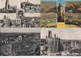 LD81 / Lot De 360 Cpa,cpsm,cpm Du Tarn (voir Descriptif) - 100 - 499 Cartes