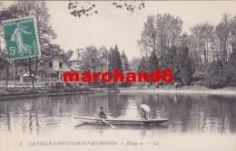 Yvelines La Celle Saint Cloud Vaucresson étang Sec  éditeur LL - La Celle Saint Cloud