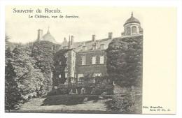 Carte Postale - Souvenir Du ROEULX - Le Château - Vue De Derrière - CPA  // - Le Roeulx
