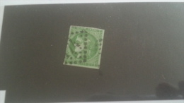 LOT 232580 TIMBRE DE FRANCE OBLITERE N�42B VALEUR 200 EUROS