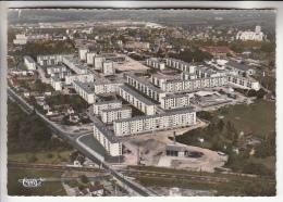 JOUE LES TOURS 37 - Le Morier : Vue Aérienne - CPSM Dentelée Colorisée GF 1967 - Indre Et Loire - France