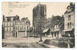 Carte Postale De Noyon - Noyon