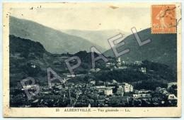Albertville (73) - Vue Générale (Circulé En 1957) - Albertville