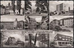D-44388 Dortmund - Lütgendortmund - Mehrbildkarte - Limbecker Straße - Dortmund