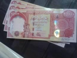 IRAQ banknote, 3 � 25000 DINARS (75000IQD) P- new , 2014,new issues, UNC