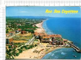 RODA DE BARA  -   ROC SAN  CAYETANO   -  Playa - Tarragona