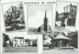 Dour - Souvenir De ... - Carte 6 Vues - 1971 - Dour