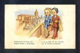 Ilustrador *Celma* Ed. Pablo Dümmatzen Serie 1225. Circulada - Illustrators & Photographers
