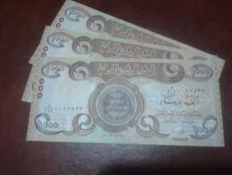 IRAQ banknote,3 � 1000 DINARS P- new , 2014,new issues, UNC