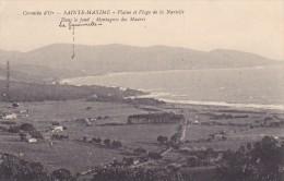 §§ SAINTE MAXIME 1914: Plaine Et Plage De La NARTELLE  ... §§ - Sainte-Maxime