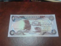 IRAQ banknote, 5 DINARS P- 70, 1981, UNC