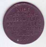 Monnaie De Nécessité - Région Provençale - Chambre De Commerce. 1918 - 5c - - Monetari / Di Necessità