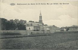 Hollain - Etabl. Des Dames De St. Charles Wez - Vue Générale - 1912 ( Voir Verso ) - Brunehaut
