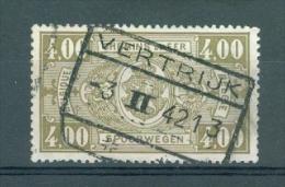 """BELGIE - OBP Nr TR 248 - Cachet """"VERTRIJK"""" - (ref. VL-1402) - Chemins De Fer"""