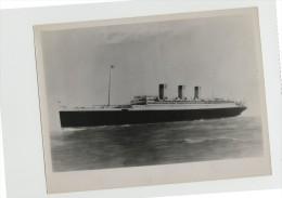 """F7-4 Paquebot """"Paris"""" lanc� au port du Havre ann�e 1921 evenement notoire photo Henri Manuel"""