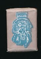 Sucre SAINT-LOUIS : Sculpture Aztèque, XIV-XVI° Siècle, Amériques (4 Scans) - Sugars