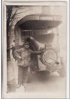 AUTOBUS SCHNEIDER - PB2 -  PLACE PIGALLE N°1 - Les Roues Ont Des Pneus Plein - Autobus & Pullman