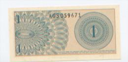 Billet De Banque, Banknote, Biglietto Di Banca, Bankbiljet, Indonésie, Indonesia, 1 Satu Sen, 1964, NEUF - Indonésie