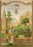 GRAVURE/IMAGE PIEUSE  21 - Devotion Images