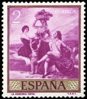 ESPAÑA SEGUNDO CENTENARIIO NUEVO Nº 1218 ** 2P MALVA GOYA - 1931-Aujourd'hui: II. République - ....Juan Carlos I