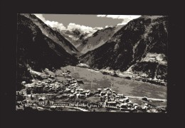 Valle D´Aosta - Cogne -  Panorama Co Sfondo Gran Paradiso.   Viaggiata - Italia