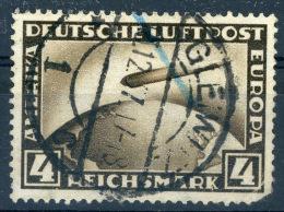 859 - 1928  Mi424 Ceppeline - Deutschland