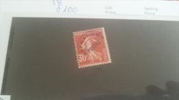 LOT 232592 TIMBRE DE FRANCE NEUF* N�58 VALEUR 160 EUROS