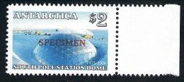 Antarctica Post Specimen Overprint - Stamps