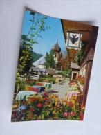 HINTERZARTEN HOTEL ADLER MIT PFARRKIRCHE @ VUE RECTO/VERSO AVEC BORDS - Hinterzarten