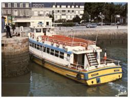 (M+S 299)  Ship - M/S Kerbel - Traghetti