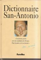 Dictionnaire San-antonio - San Antonio
