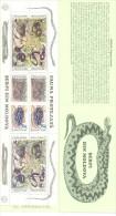 1993. Moldova, WWF, Snakes, Booklet, Text On Moldavien, Mint/** - W.W.F.